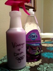 Lavandar Dawn Vinegar Spray