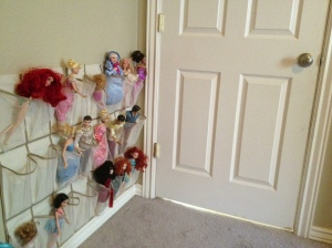 barbie storage 2