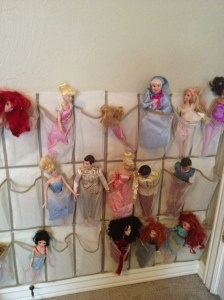 barbie storage 3